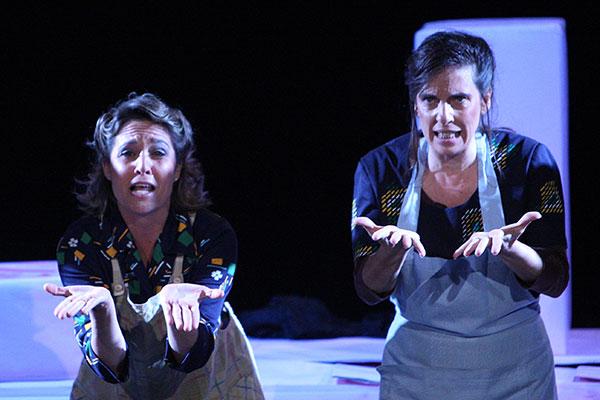 Mayte Calvo i Olga Munté